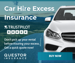 f83f028c22 Questor offering Car Hire excess insurance
